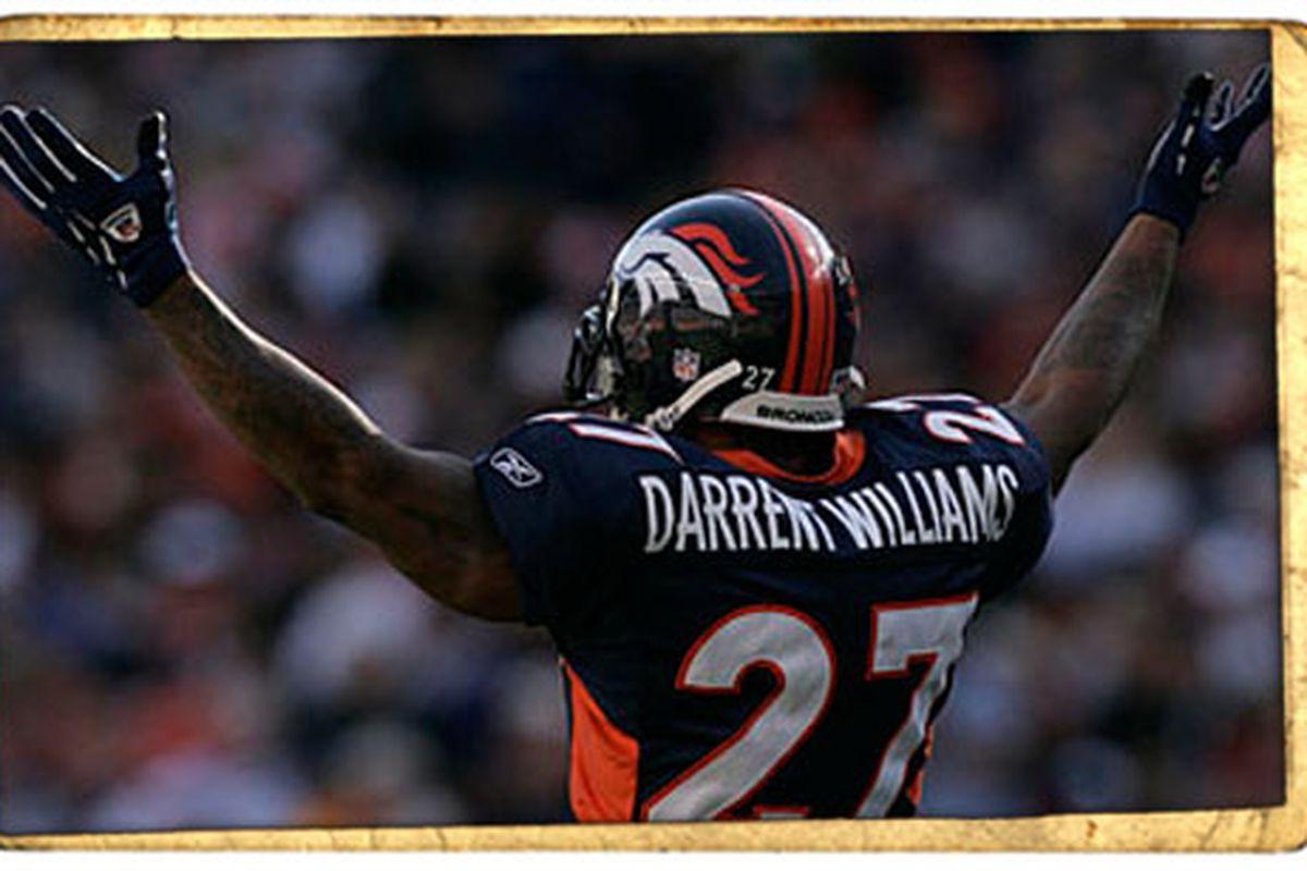 R.I.P Darrent Williams 1982-2007 - Mile High Report