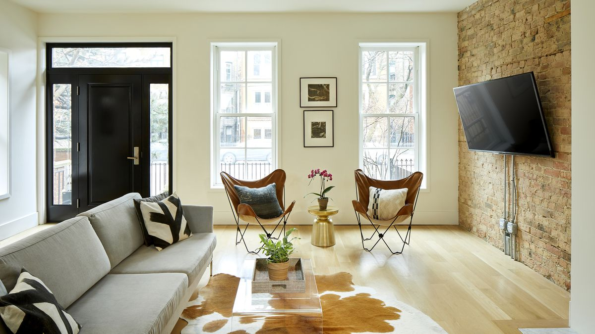 A Lincoln Park home\'s traditional face hides a modern heart - Curbed ...