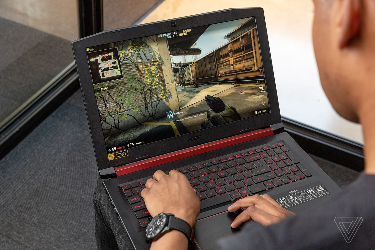Acer Nitro 5 Gaming On A Budget The Verge