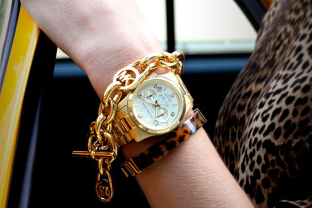 """Only 2,000 of these suckers were created, via <a href=""""http://www.destinationkors.com/love-your-michael-kors-watch?utm_campaign=Social-2012-08&amp;utm_medium=Social&amp;utm_source=facebook&amp;utm_term=2012-08-21-15-38-20"""">Destination Kors</a>"""