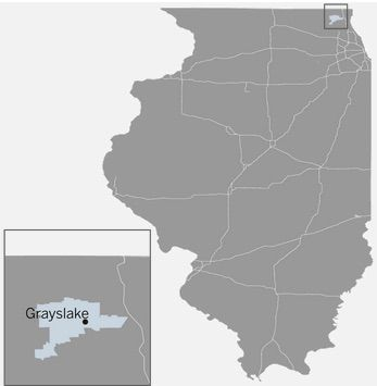 The 62nd Illinois House district.
