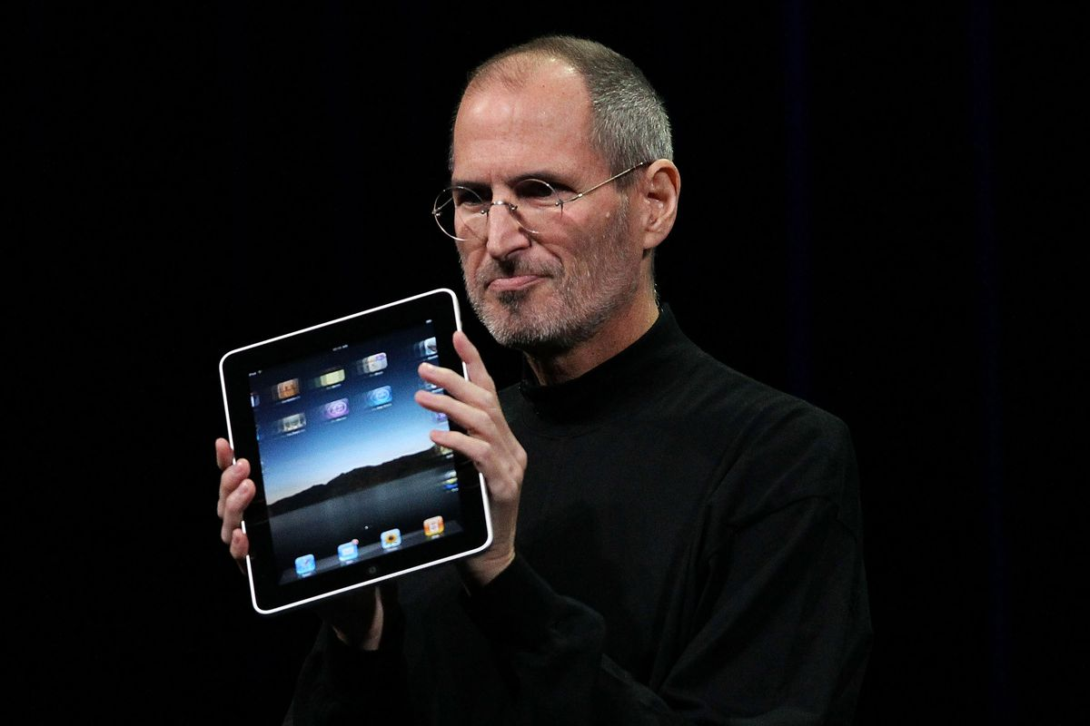 Remember when the iPad was going to be the key to the media business?