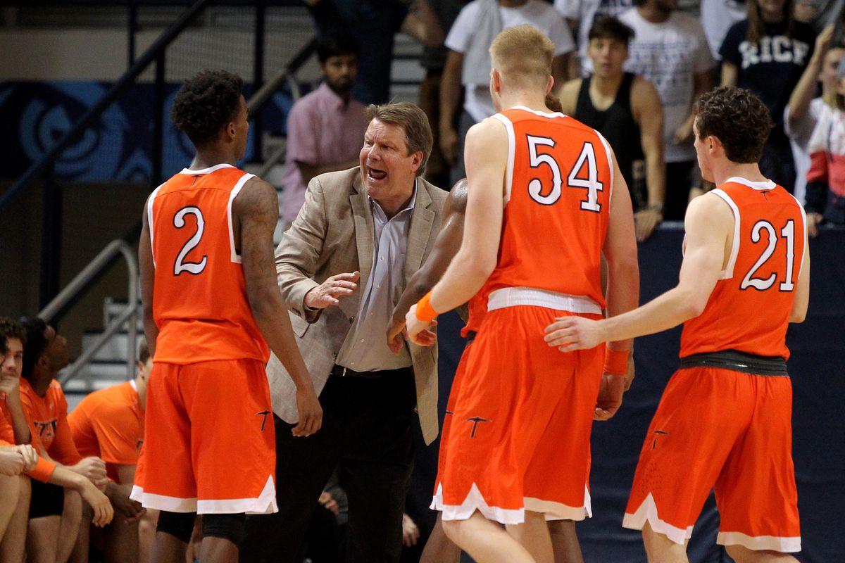 NCAA Basketball: Texas-El Paso at Rice