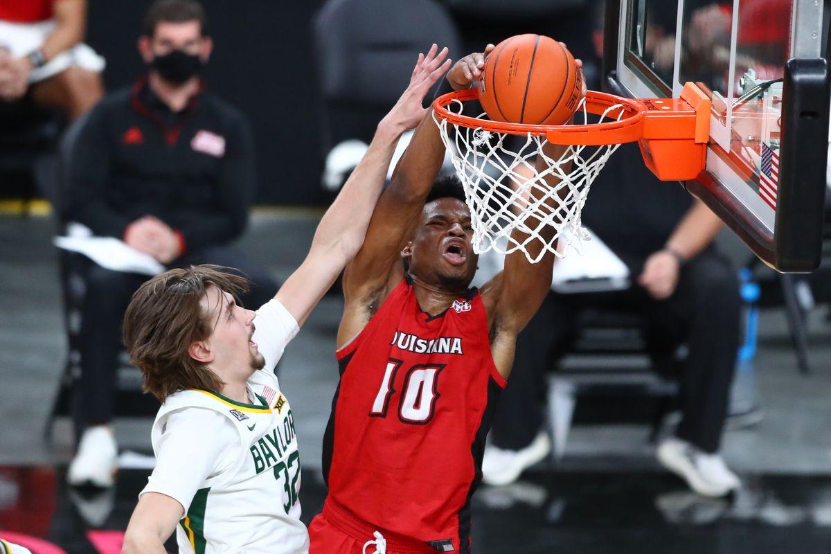 NCAA Basketball: Louisiana-Lafayette at Baylor