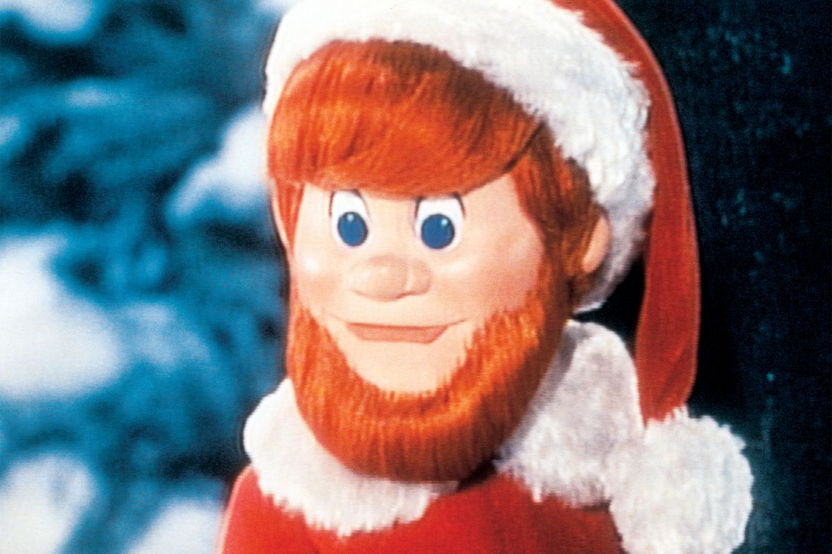 """SANTA CLAUS IS COMIN' TO TOWN - """"Santa Claus is Comin' to Town,"""" the classic animated one-hour holiday special that has delighted generations, will air on FRIDAY, DECEMBER 2 (8:00-9:00 p.m., ET), on the ABC Television Network. (ABC/Rankin and Bass)"""