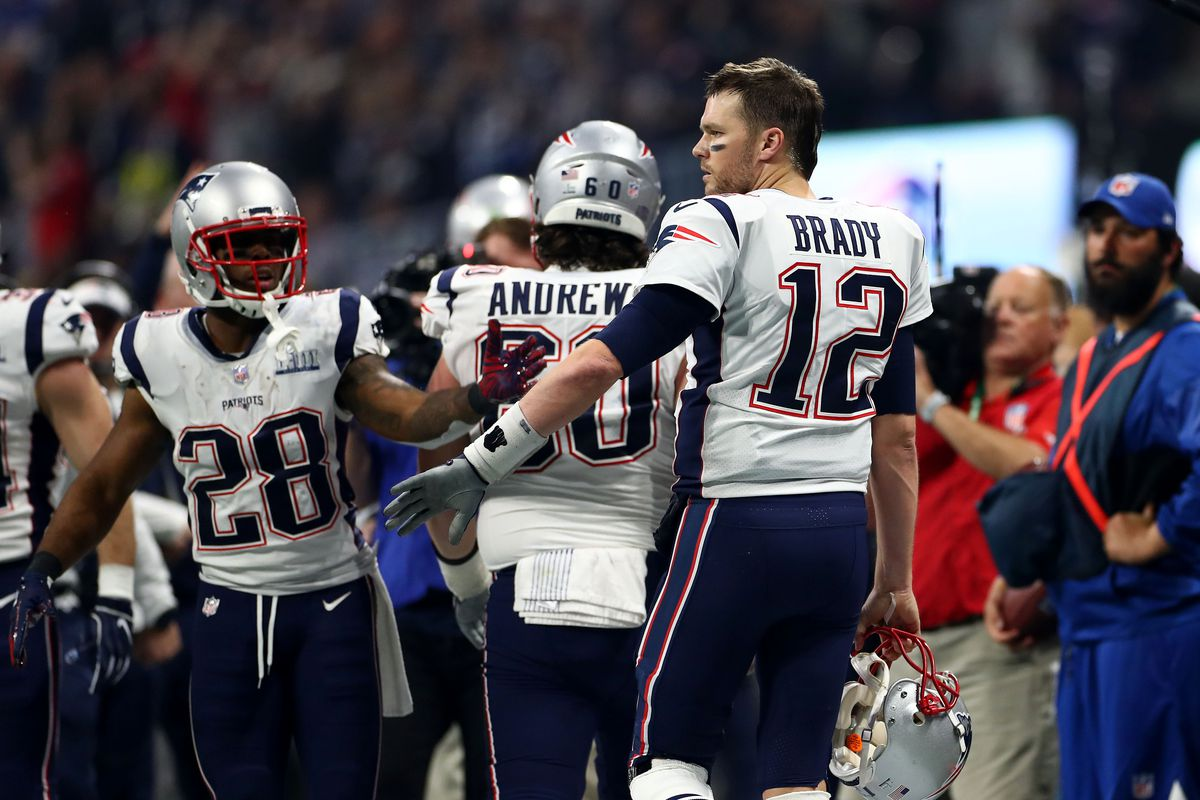 6d2b69450 James White was better with 2019 Super Bowl predictions than Tony ...