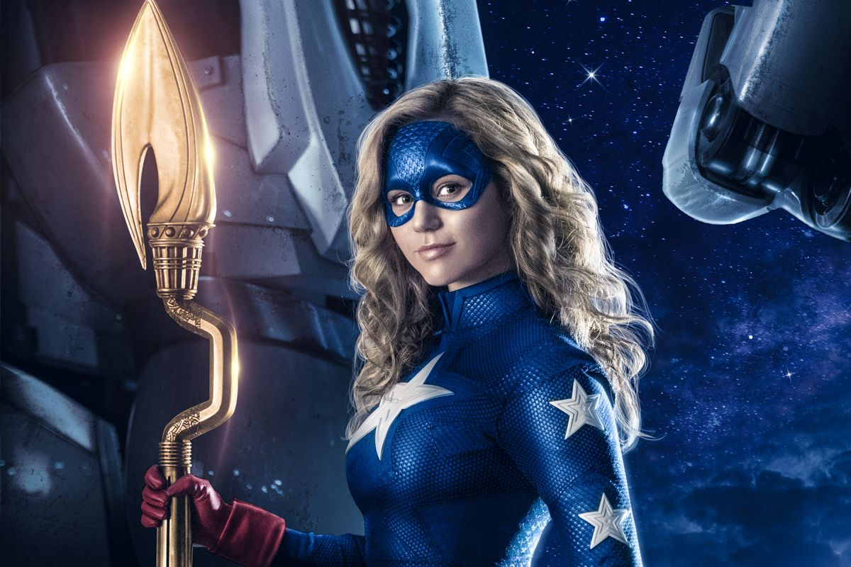 Dc Universes Stargirl Series Debuts First Look At Wondercon Polygon