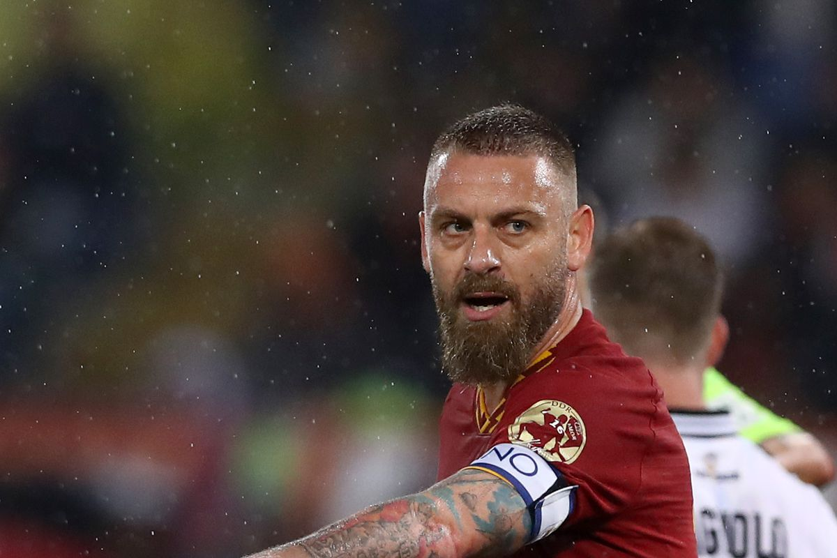 Roma v Parma - Serie A