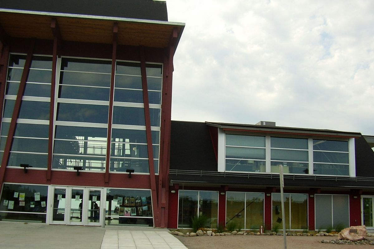 The Bobby Orr Hall of Fame in Parry Sound, Ontario