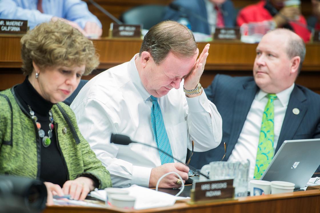 Committee headaches