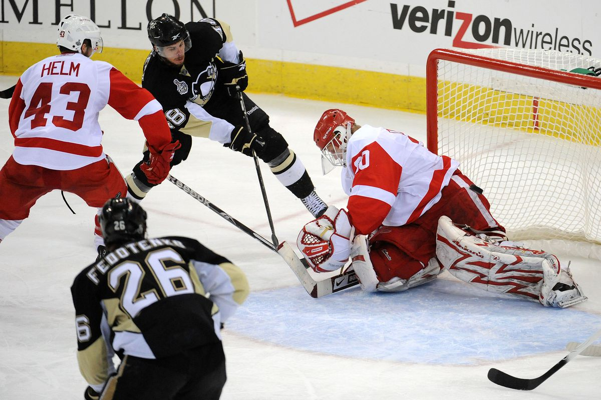 Stanley Cup Finals - Detroit Red Wings v Pittsburgh Penguins - Game Six
