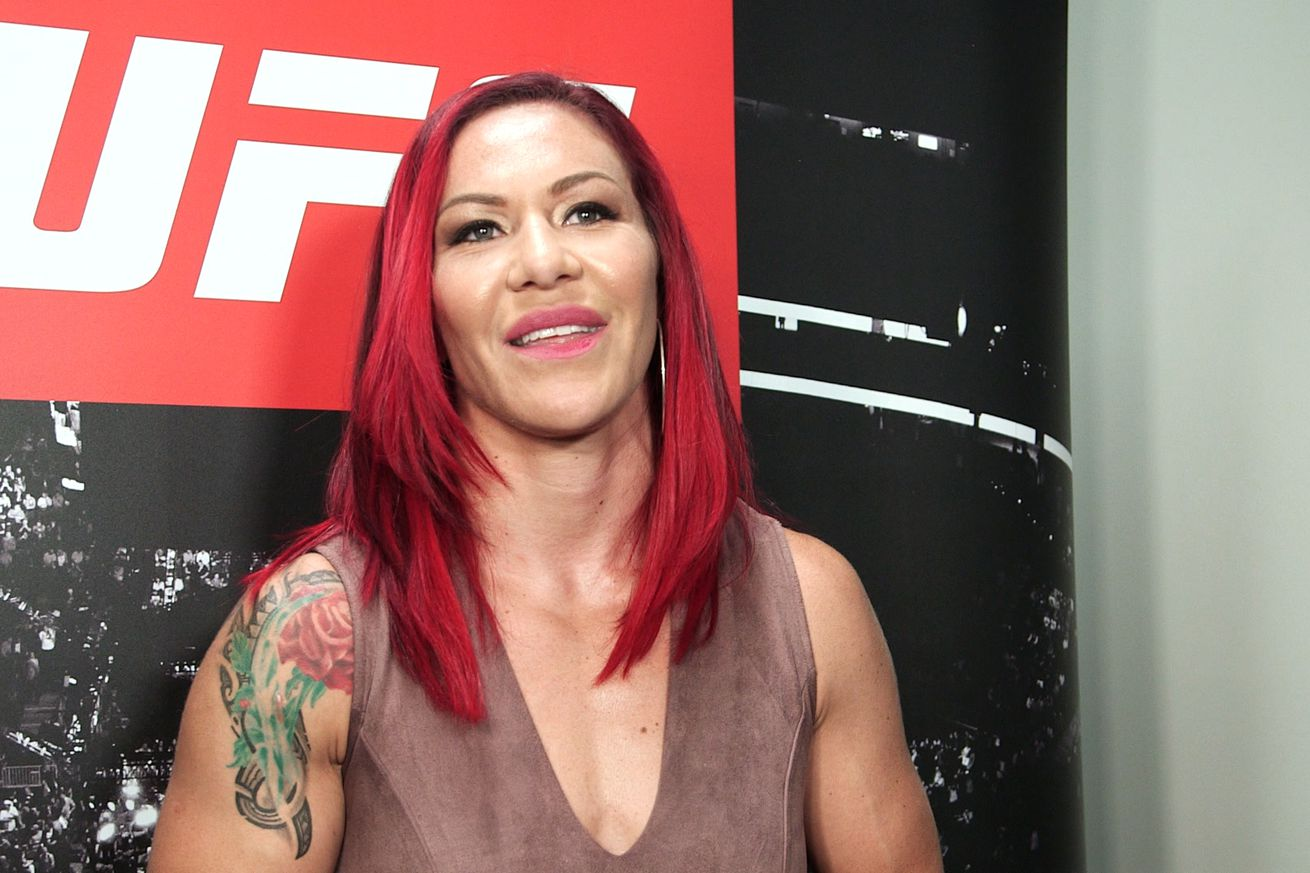 Cris Cyborg says Tonya Evinger is a 'tougher' fight than Megan Anderson