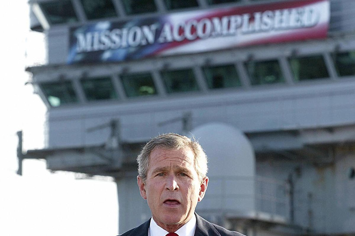 Bush Iraq Policy Summarized By Donald >> I Read The Uk S Huge Iraq War Report It S Even More Damning Than
