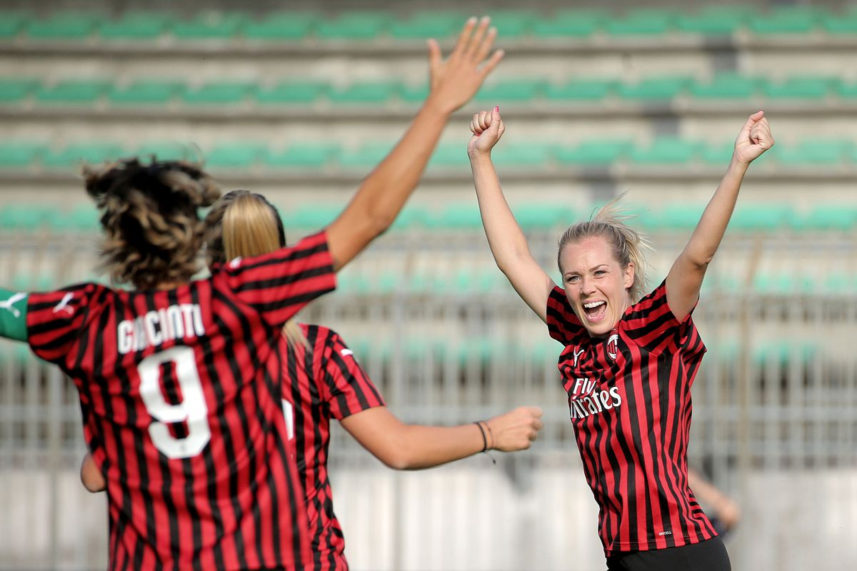 AC Milan v Orobica - Women Serie A