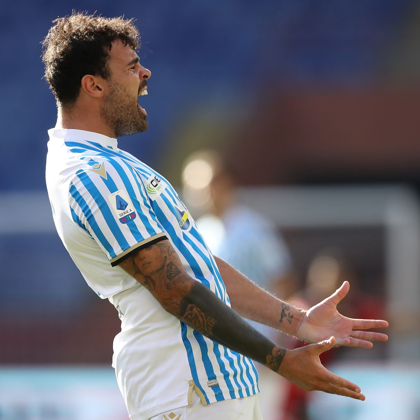 SPAL Don't Have Much, but Andrea Petagna Cannot Be Overlooked - Chiesa Di  Totti