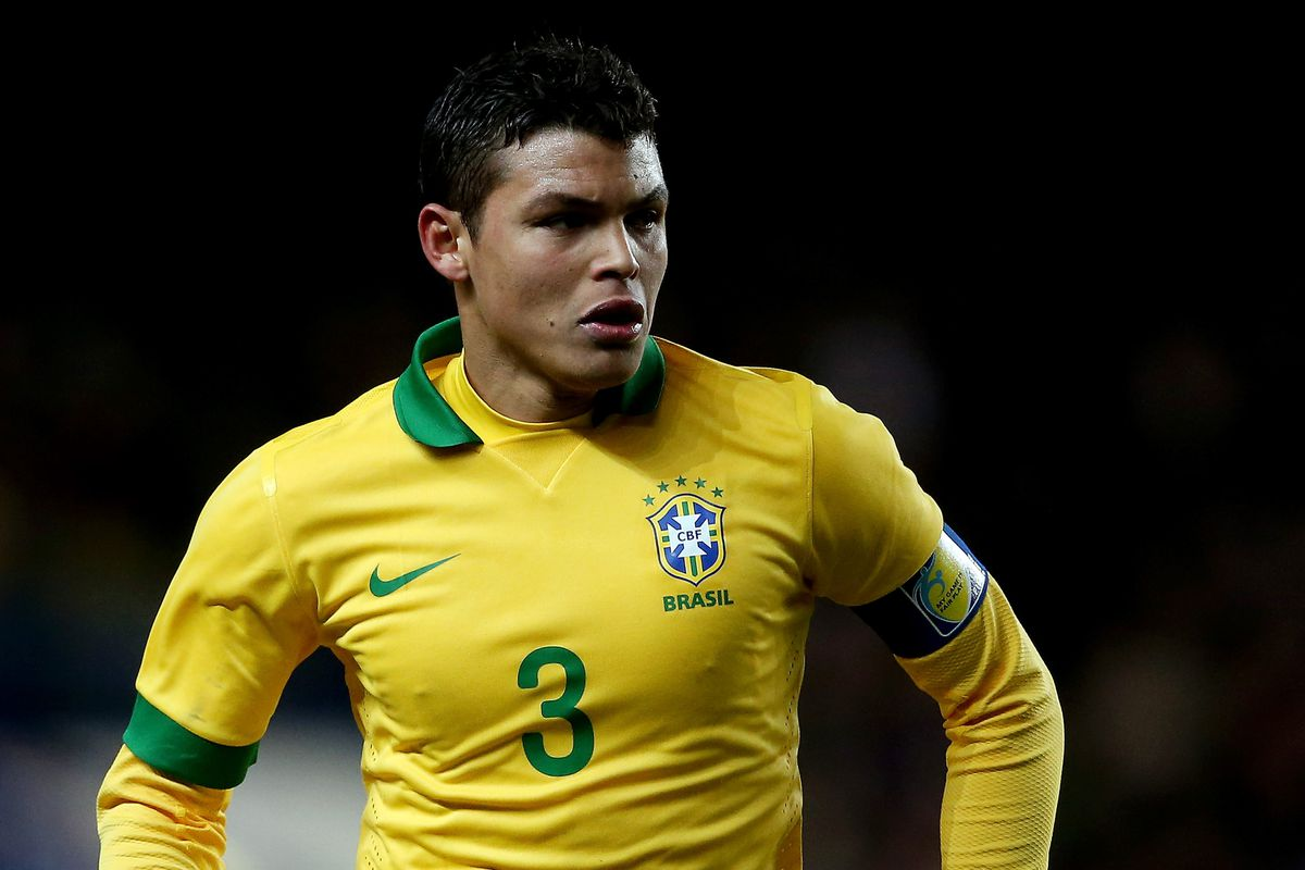 Report Barcelona Reach Agreement With Thiago Silva