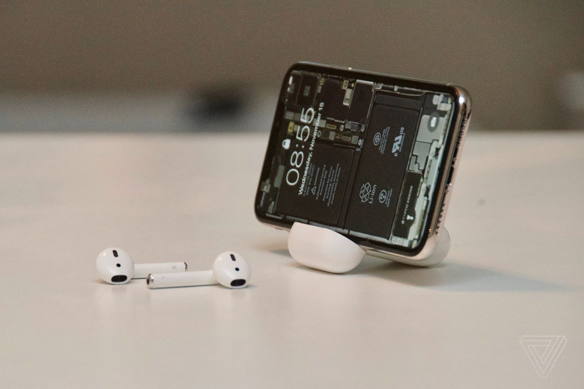 AirPods make for a surprisingly useful iPhone stand - The