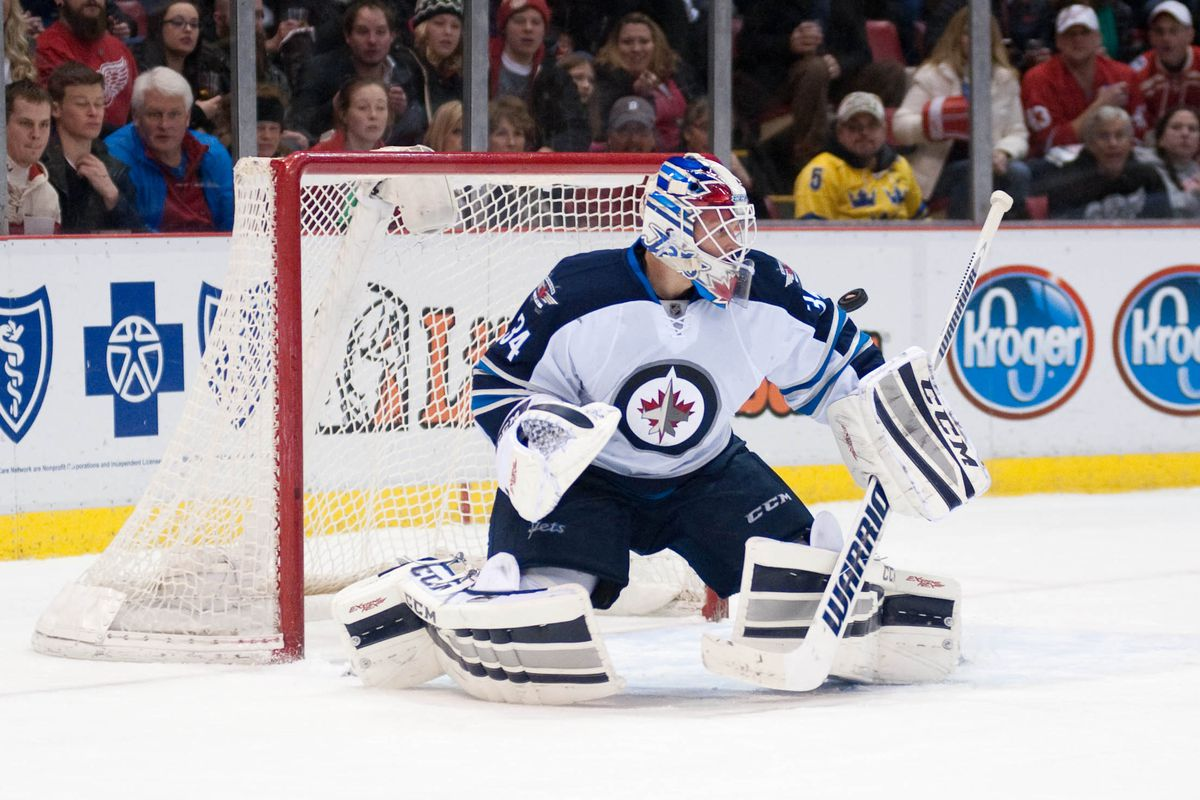 The Jets have a deep prospect pool at goalie