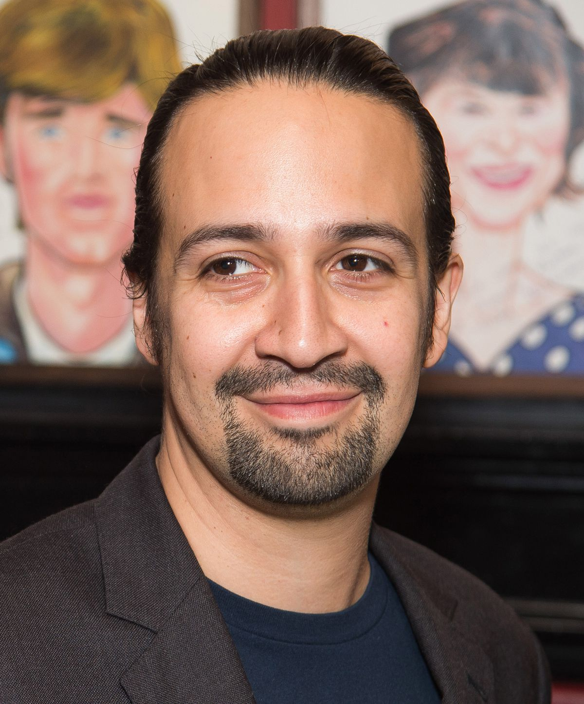 """Lin-Manuel Miranda will star with Emily Blunt in """"Mary Poppins Returns."""" 