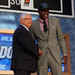 Victor Oladipo became one of the highest-drafted Hoosiers ever back in 2013 when the Orlando Magic picked him second overall.