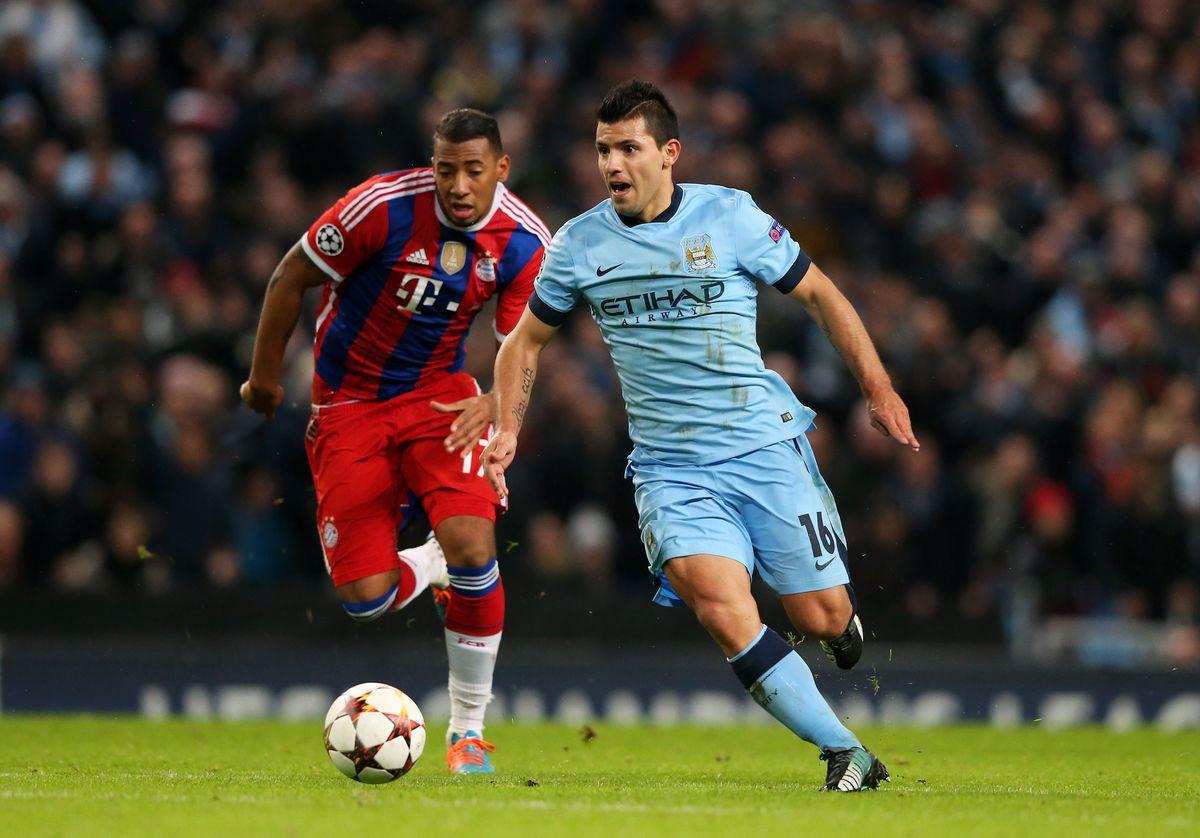 Manchester City FC v FC Bayern Muenchen - UEFA Champions League