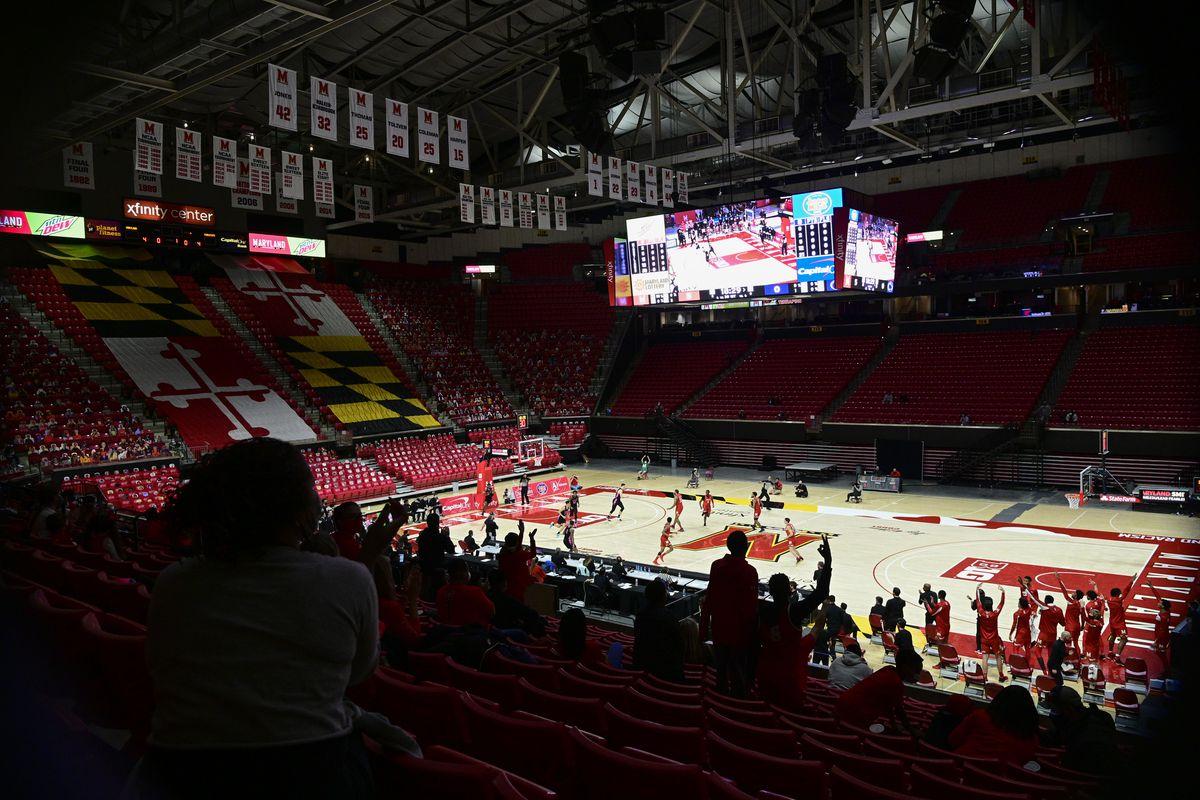 NCAA Basketball: Penn State at Maryland