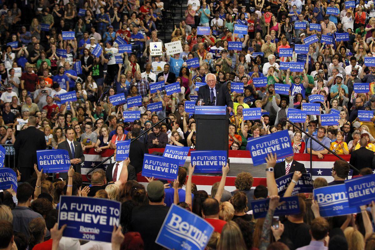 Bernie Sanders says Democrats should get rid of closed ...