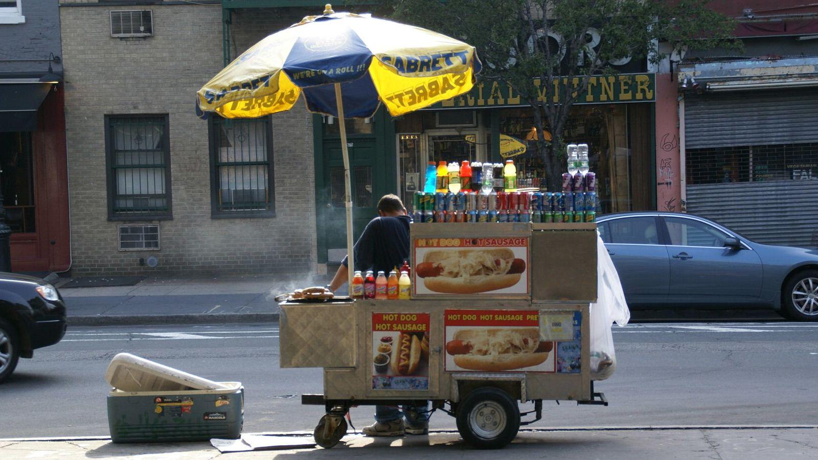 Hot Dog New York Accent