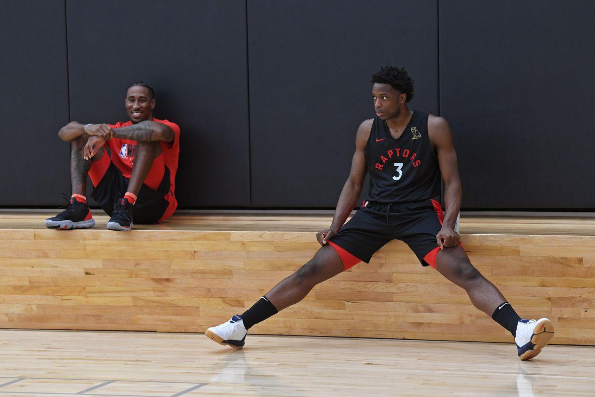 Toronto Raptors Open Practice