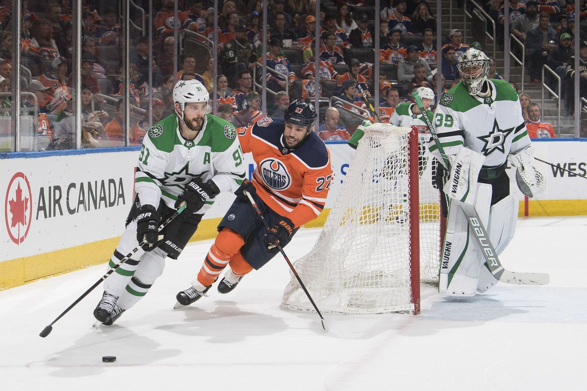 Gameday Thread: Stars @ Oilers (3PM CT)