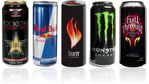 Energy drinks contain large amounts of caffeine, sugar and legal herbal stimulants that health experts say aren't safe for children.