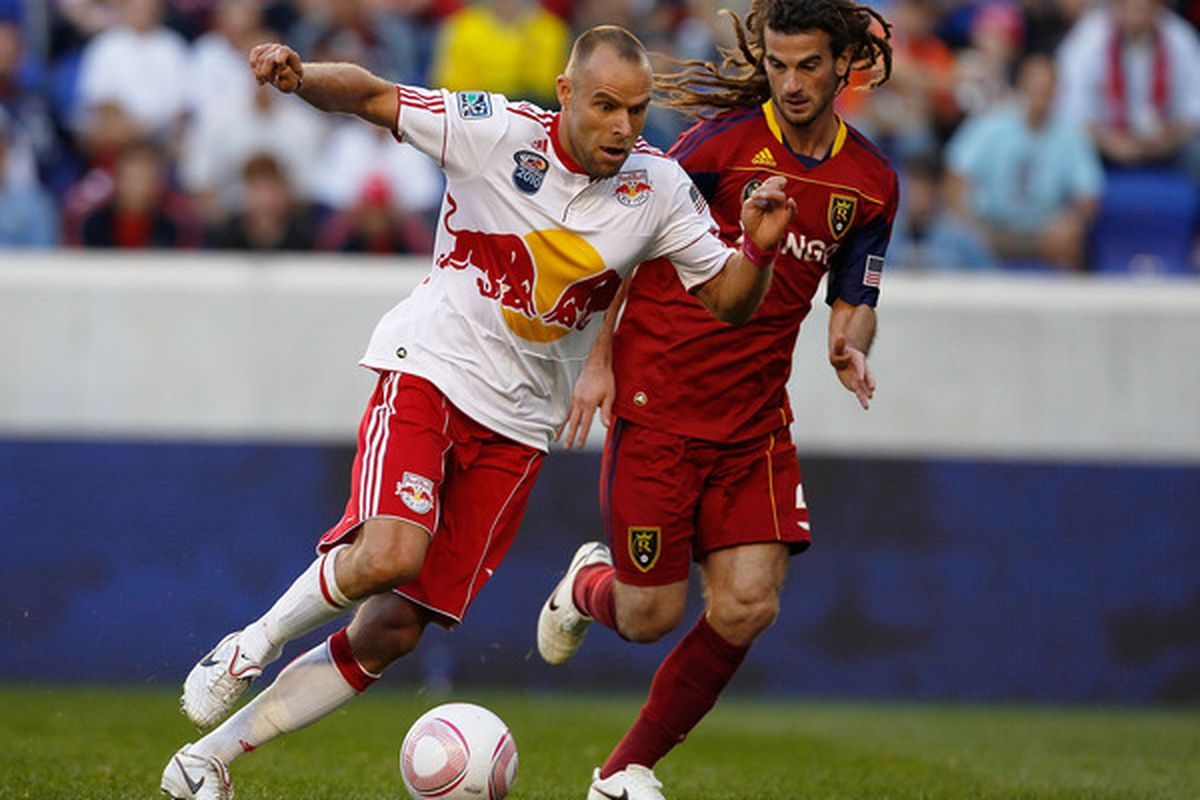 Kyle Beckerman is one of the injured RSL players who may get some playing time tonight against New York.