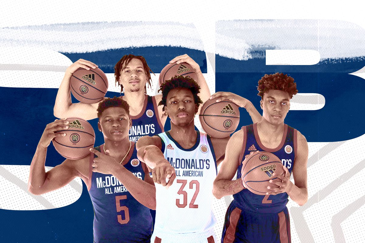 1be6f4e069 Meet the 2019 McDonald s All-Americans