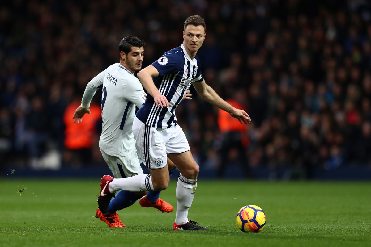 Jonny Evans 'important' for West Bromwich Albion - Alan Pardew