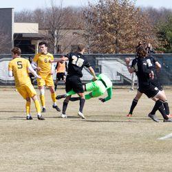 West Virginia at Western Michigan - Men's Soccer