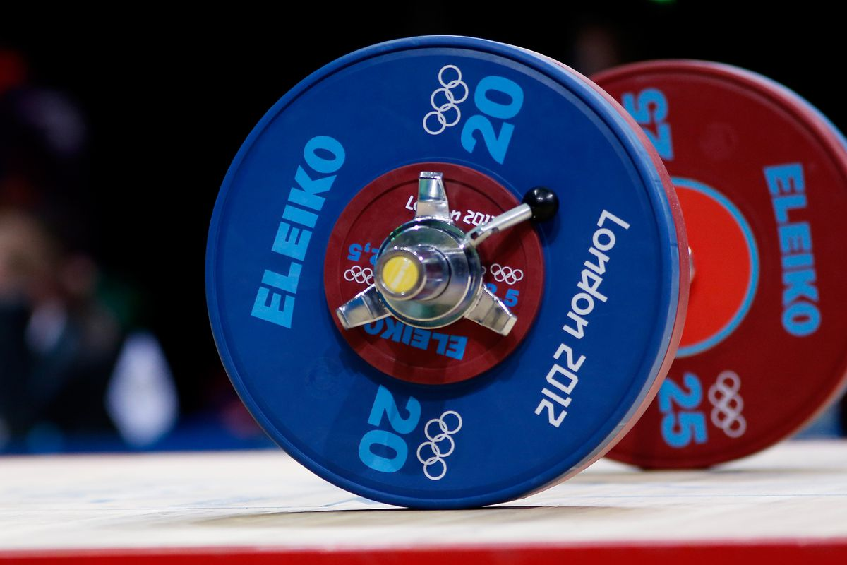 Olympics Day 9 - Weightlifting