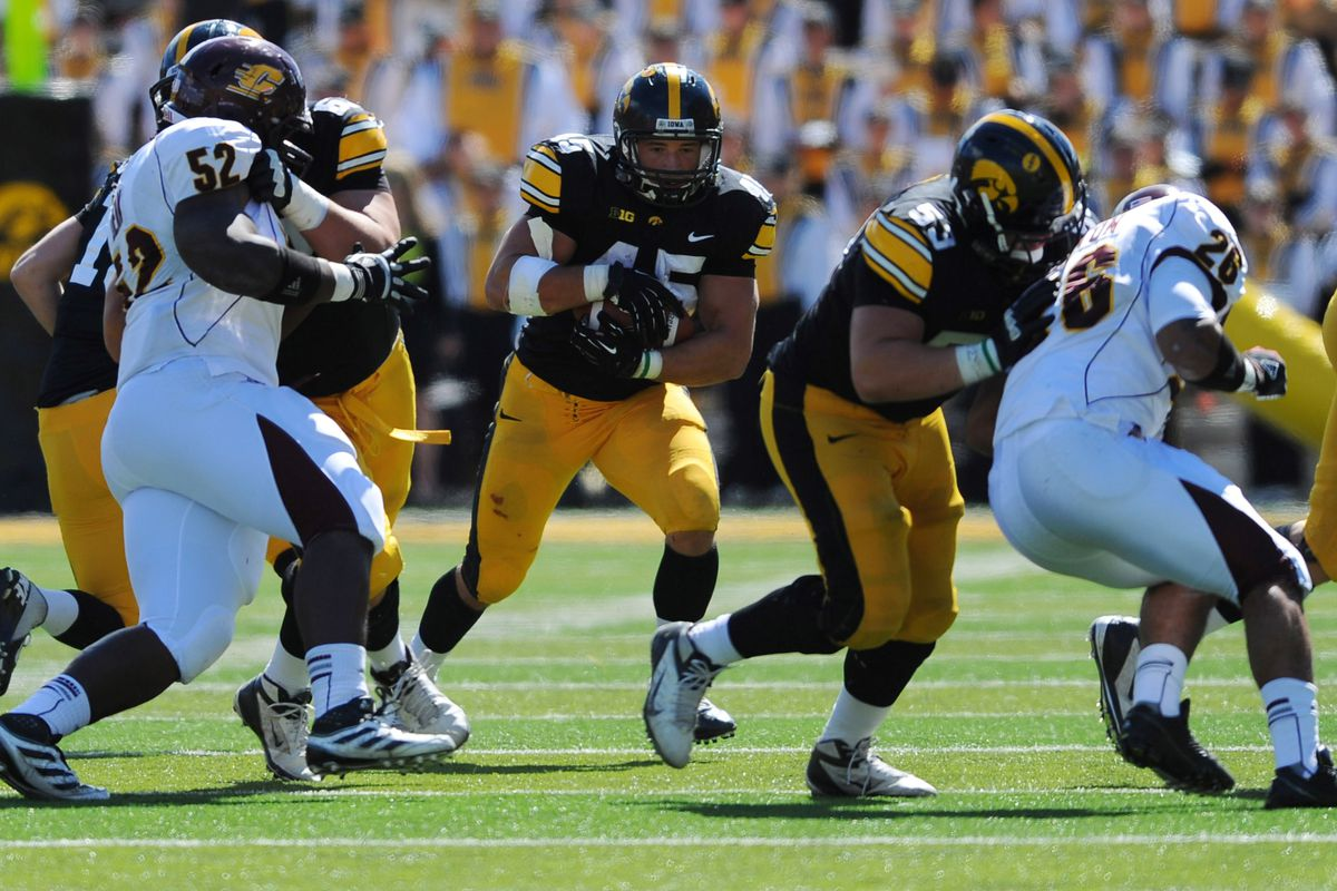 How Badly Did Iowa Miss Brandon Scherff and Andrew Donnal Worse
