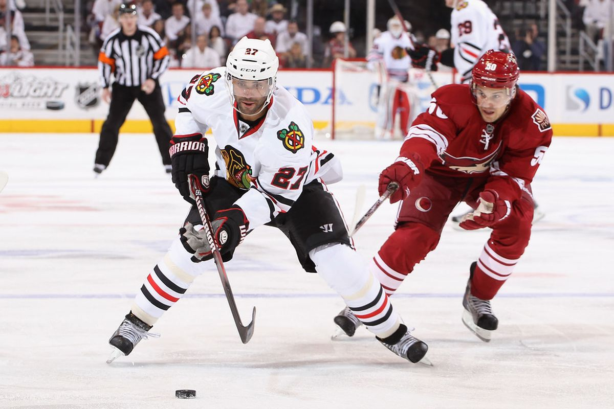 2012 nhl playoffs, blackhawks vs. coyotes game 3: game time, tv