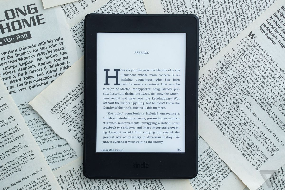 Amazon announces new Kindle application