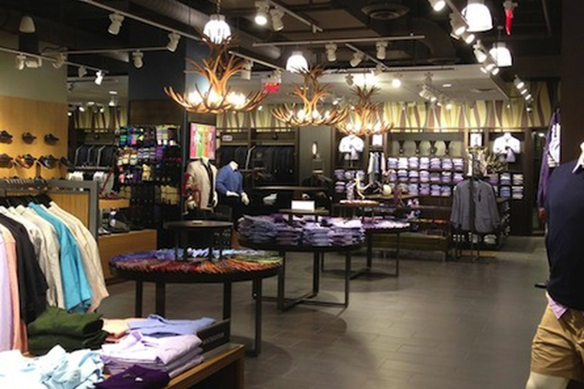 "The menswear store in Chicago; Image via <a href=""http://www.wwd.com/menswear-news/retail-business/dxl-to-open-manhattan-flagship-7602508?src=nl/mornReport/20140320"">WWD</a>"