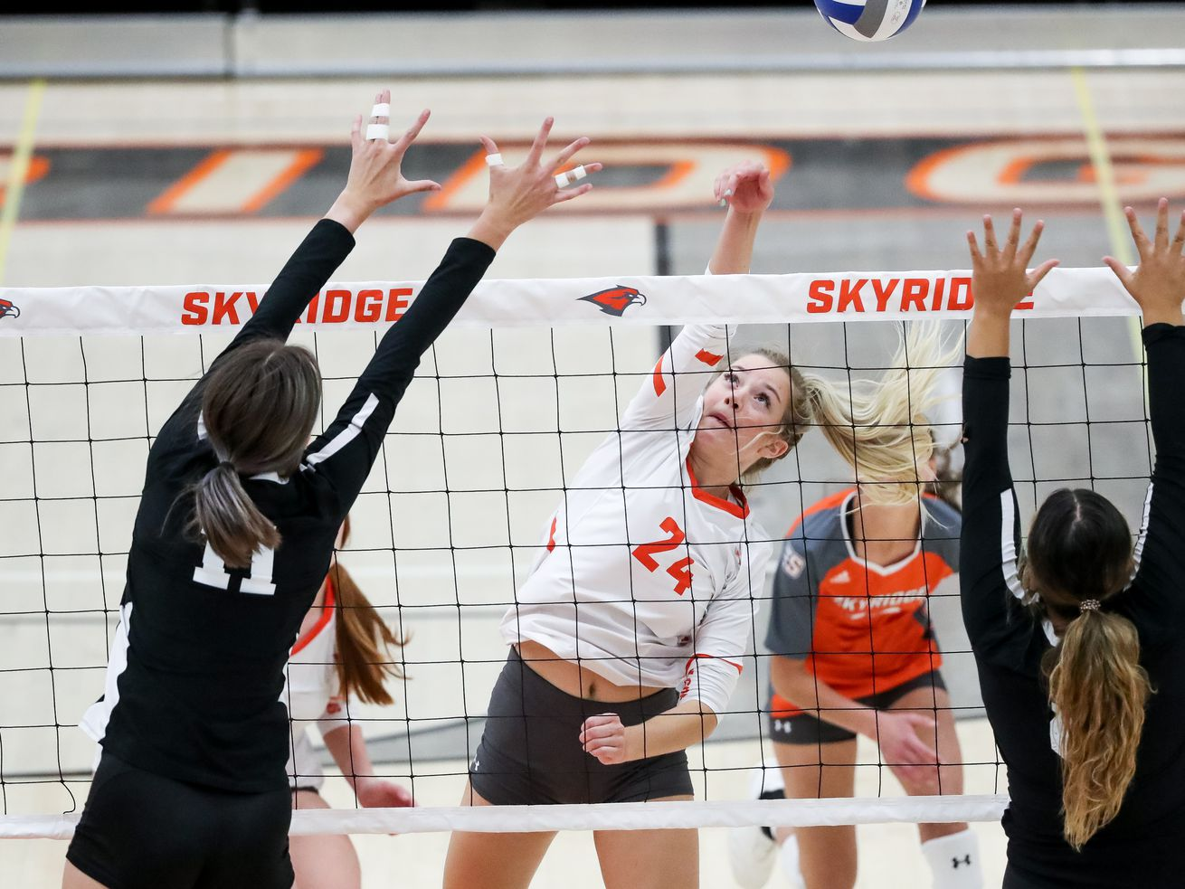 High school volleyball: 4A/3A/2A/1A state tournament pairings