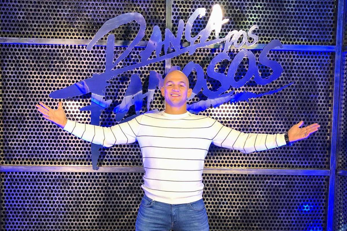 UFC heavyweight Junior dos Santos joins Brazilian version of 'Dancing with the Stars'