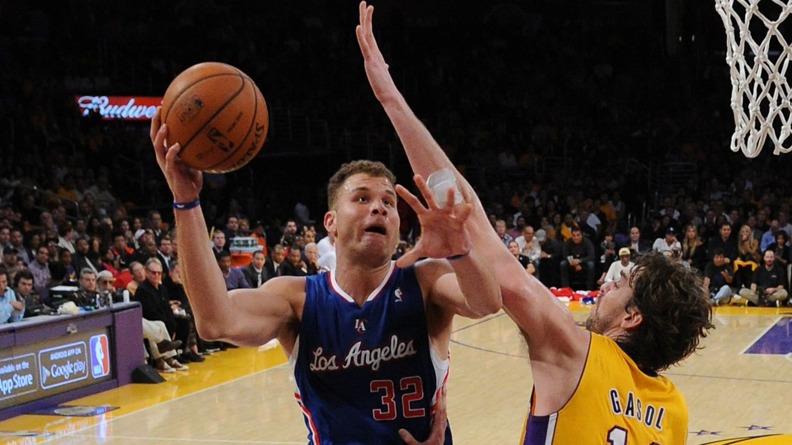 Clippers-Lakers open thread - Clips Nation