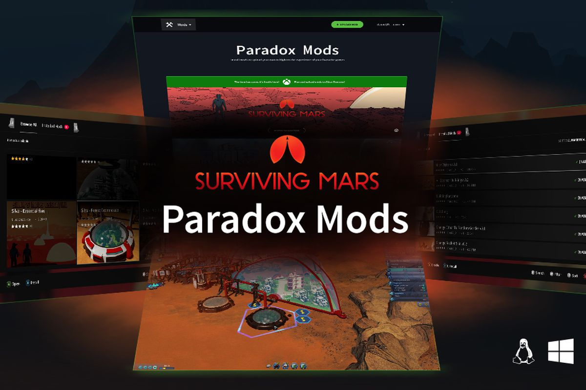 Paradox Interactive brings mod support to its Xbox One games