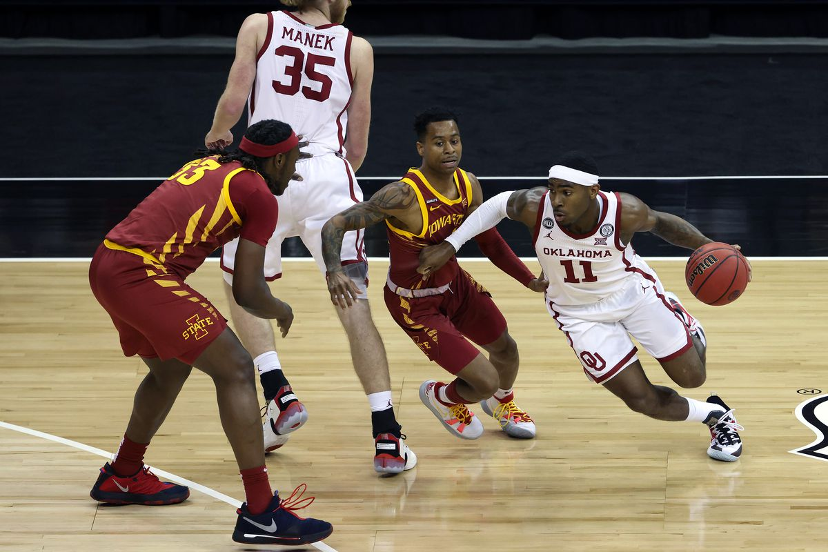 Big 12 Basketball Tournament - First Round