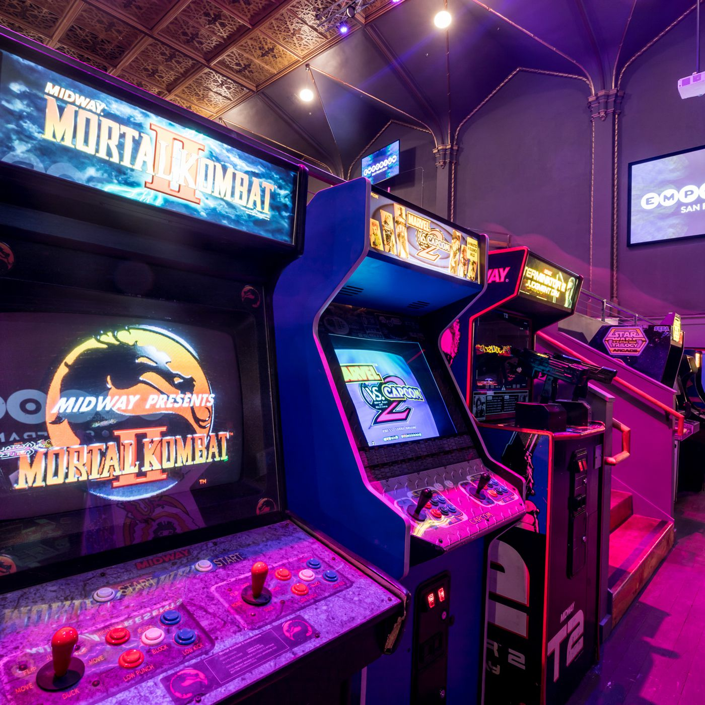 San Francisco Bars With Great Arcade Games - Eater SF