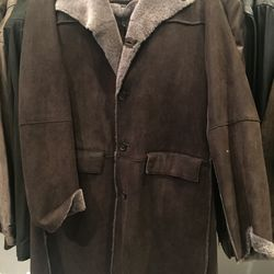 Collection shearling jacket, $899