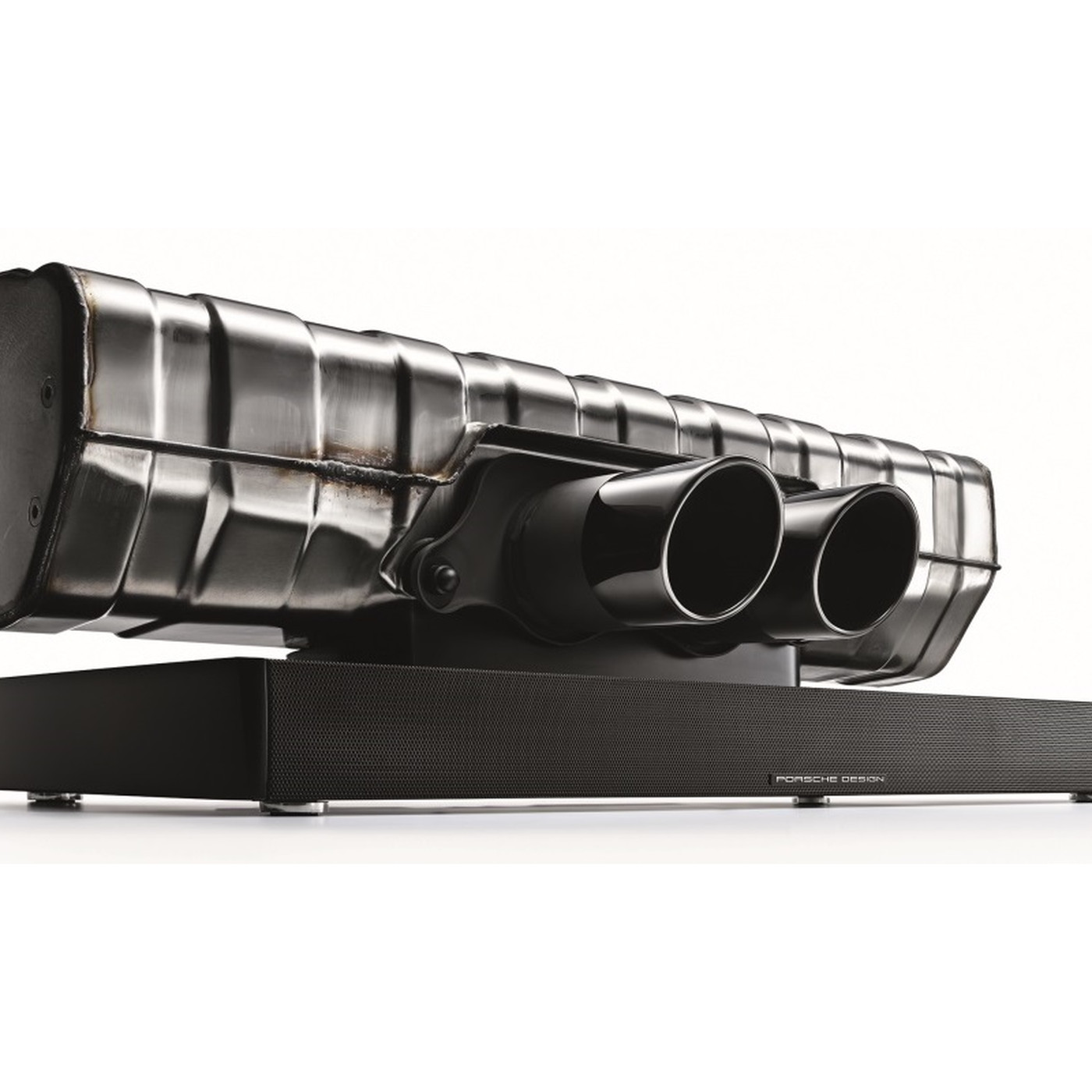 Porsche Design Also Has A Car Exhaust Speaker To Sell You The Verge