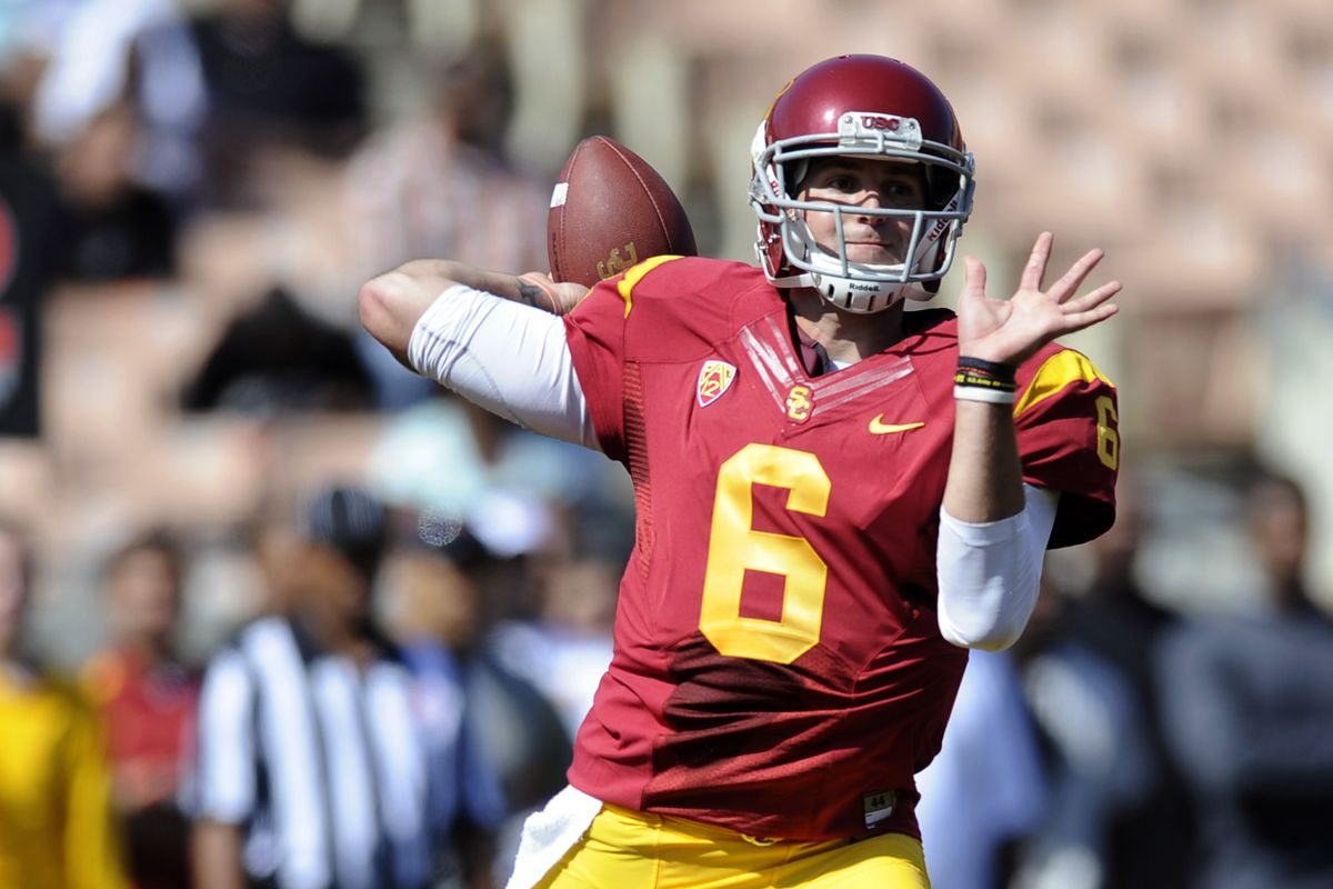Cody Kessler wants the offense to run fast.