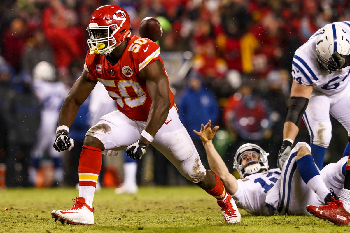Signing Justin Houston Would Just Seem Shrewd For Colts